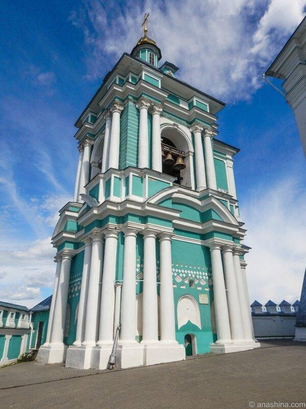 Соборная колокольня, Успенский собор, Смоленск