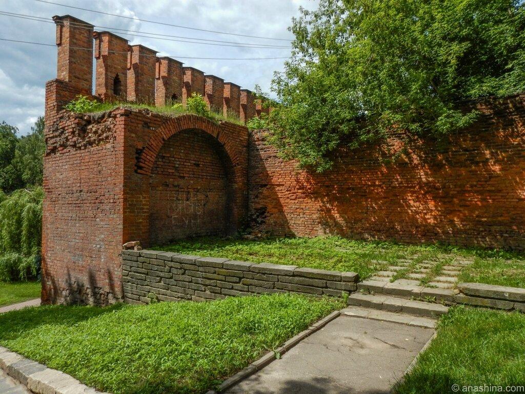 Смоленская крепость, Смоленск