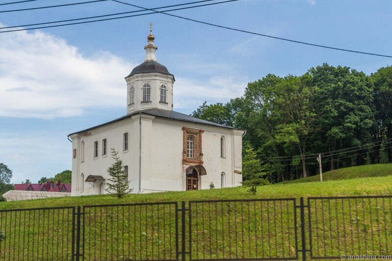 Церковь Иоанна Богослова на Вражке, Смоленск