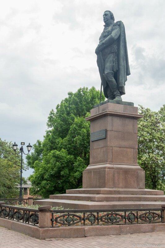 Памятник Михаилу Кутузову, Смоленск