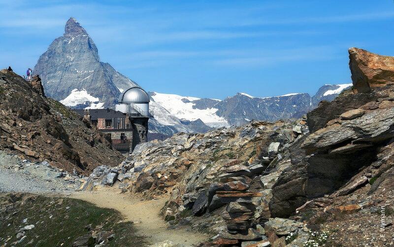 В горах так близко можно встретить Вечность...