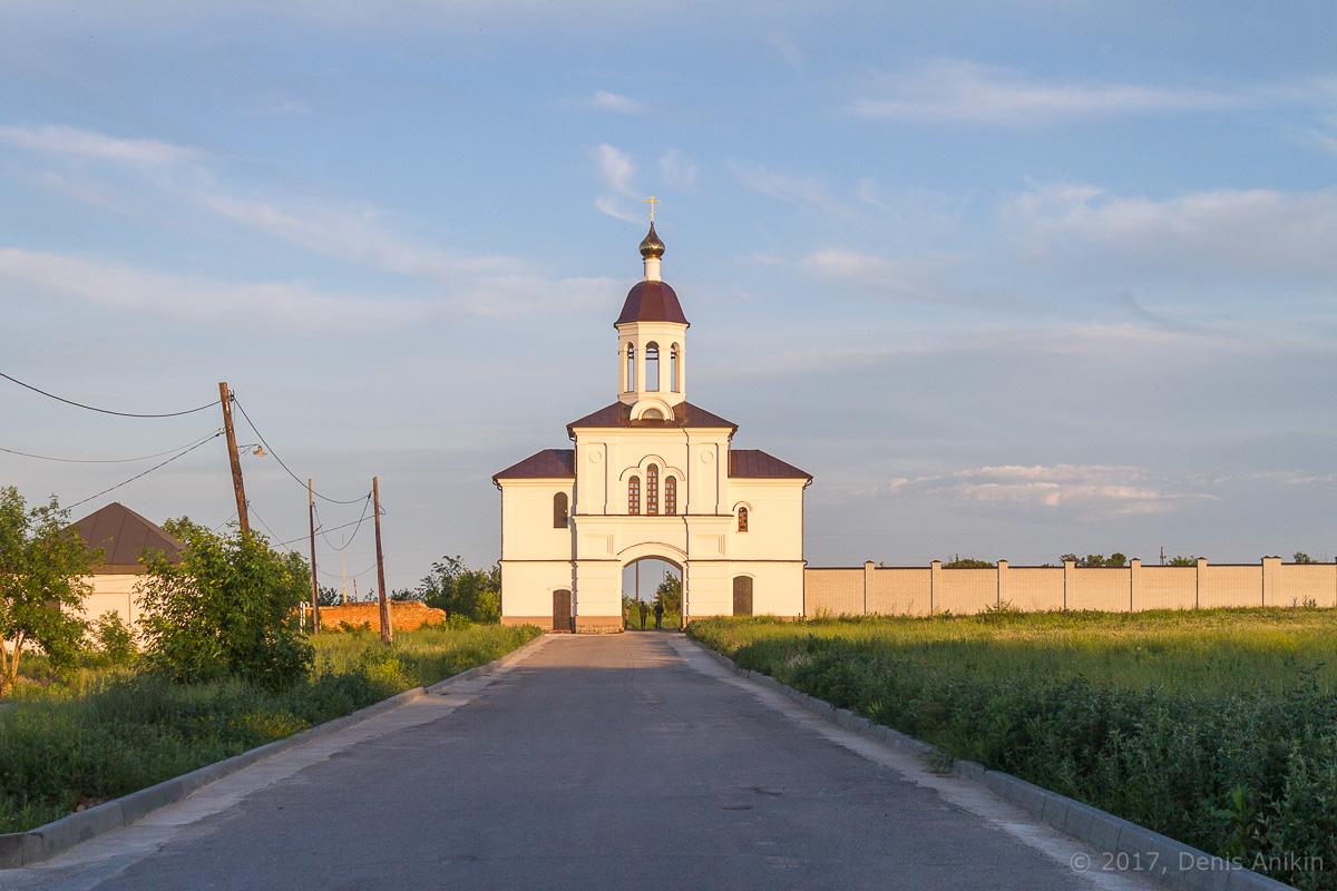 Дубовский Свято-Вознесенский женский монастырь фото 22