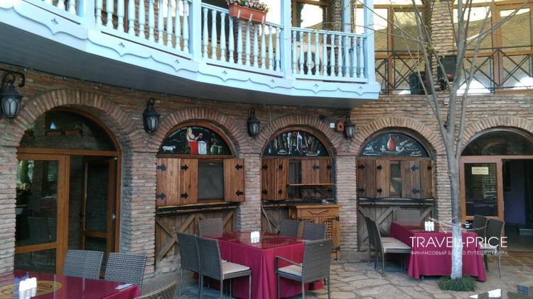 Ресторан Цисквилли (Tsiskvilli)