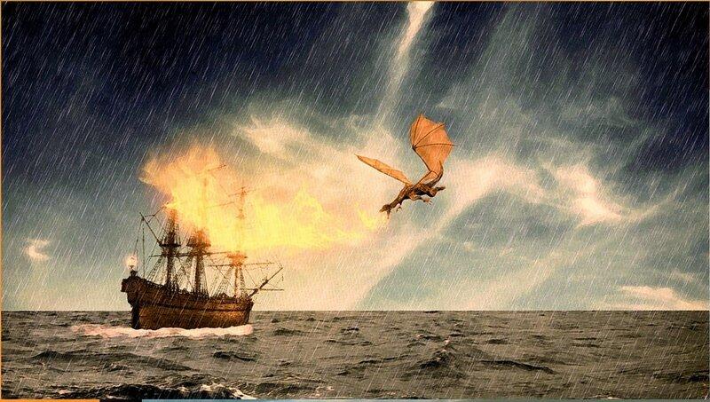 Море, буря и дракон. Из ин-та. Художник Н-ской (1).jpg