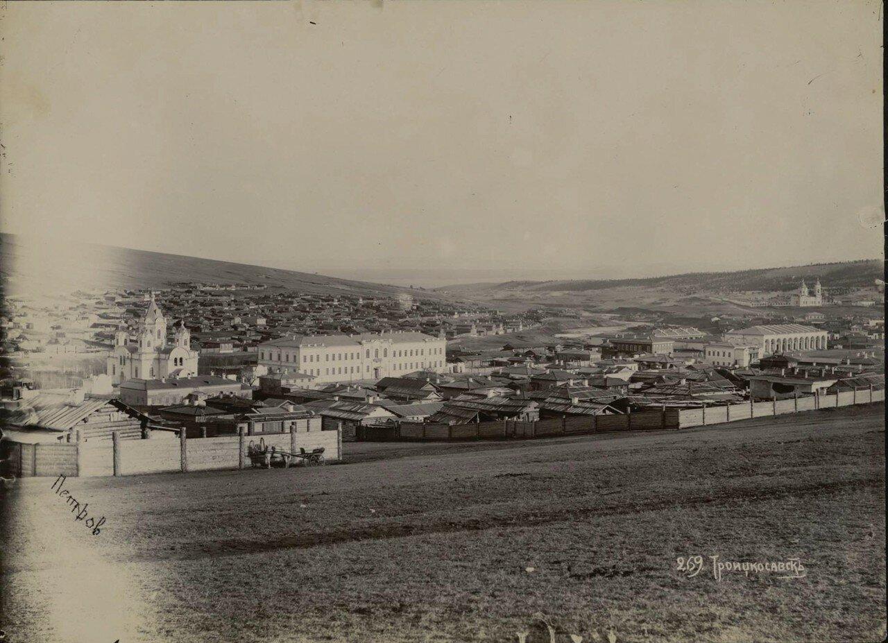 Троицкосавск. Общий вид