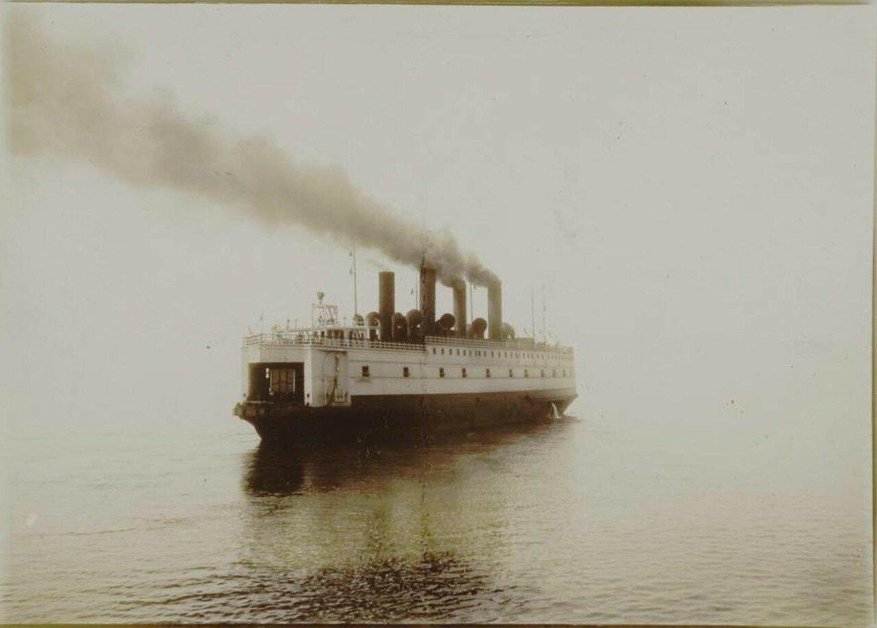 Паровой паром-ледокол «Байкал»