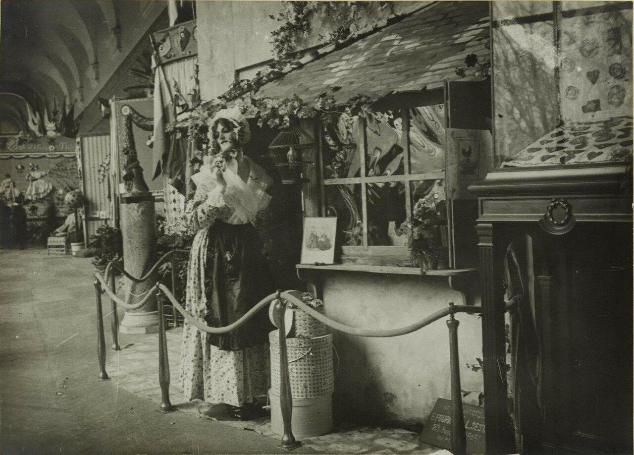 1915. Выставка Мими Пинсон