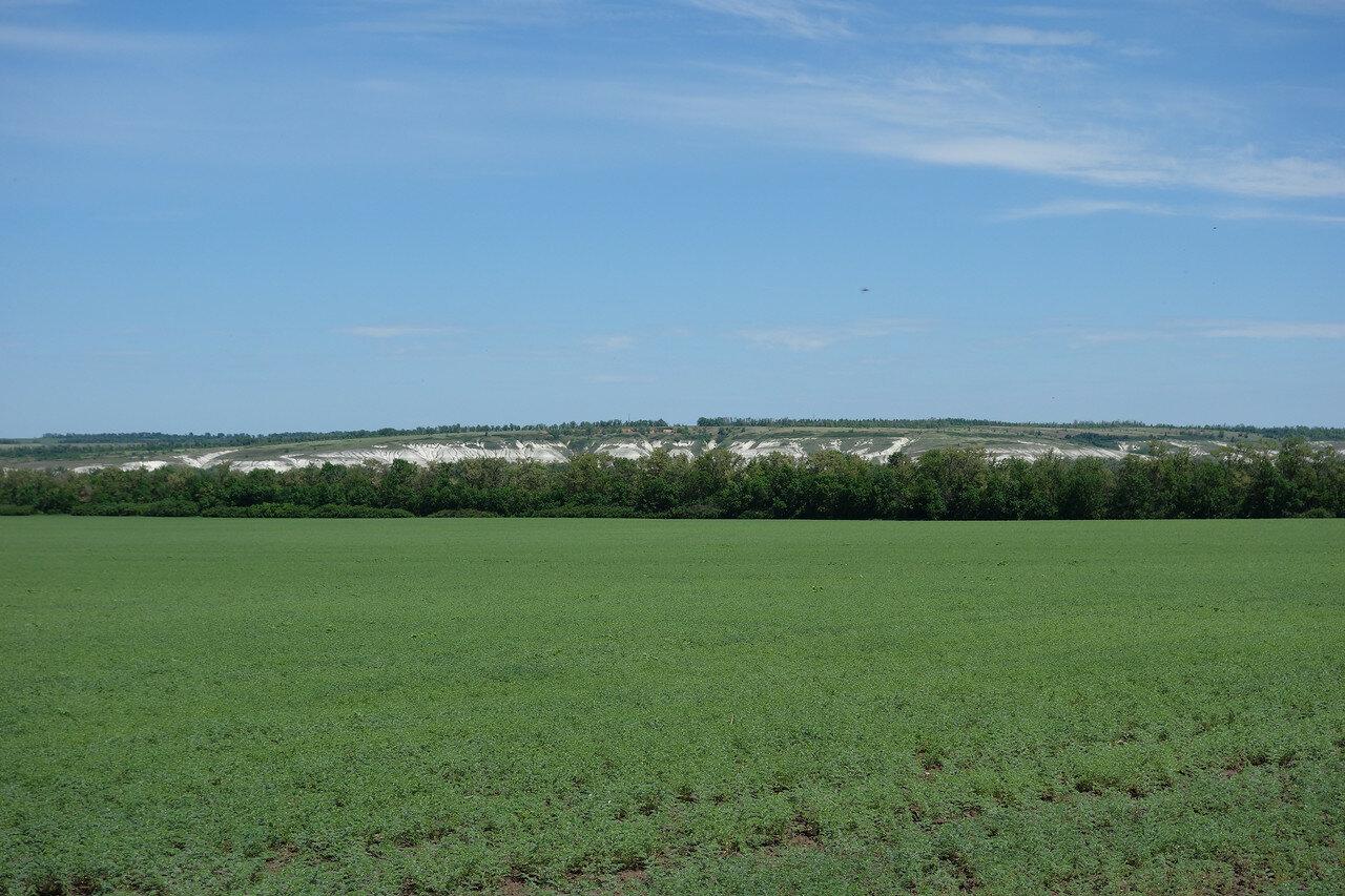 близ села Петропавловка