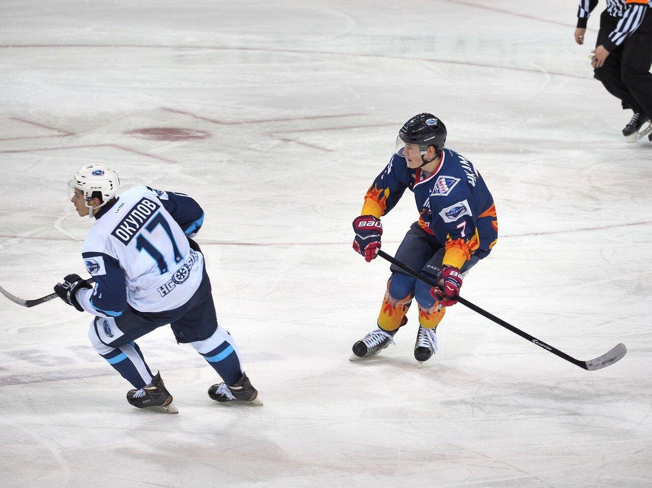 13Плей-офф МХЛ 2016 1/4 Стальные Лисы - Сибирские Снайперы 21.03.2016
