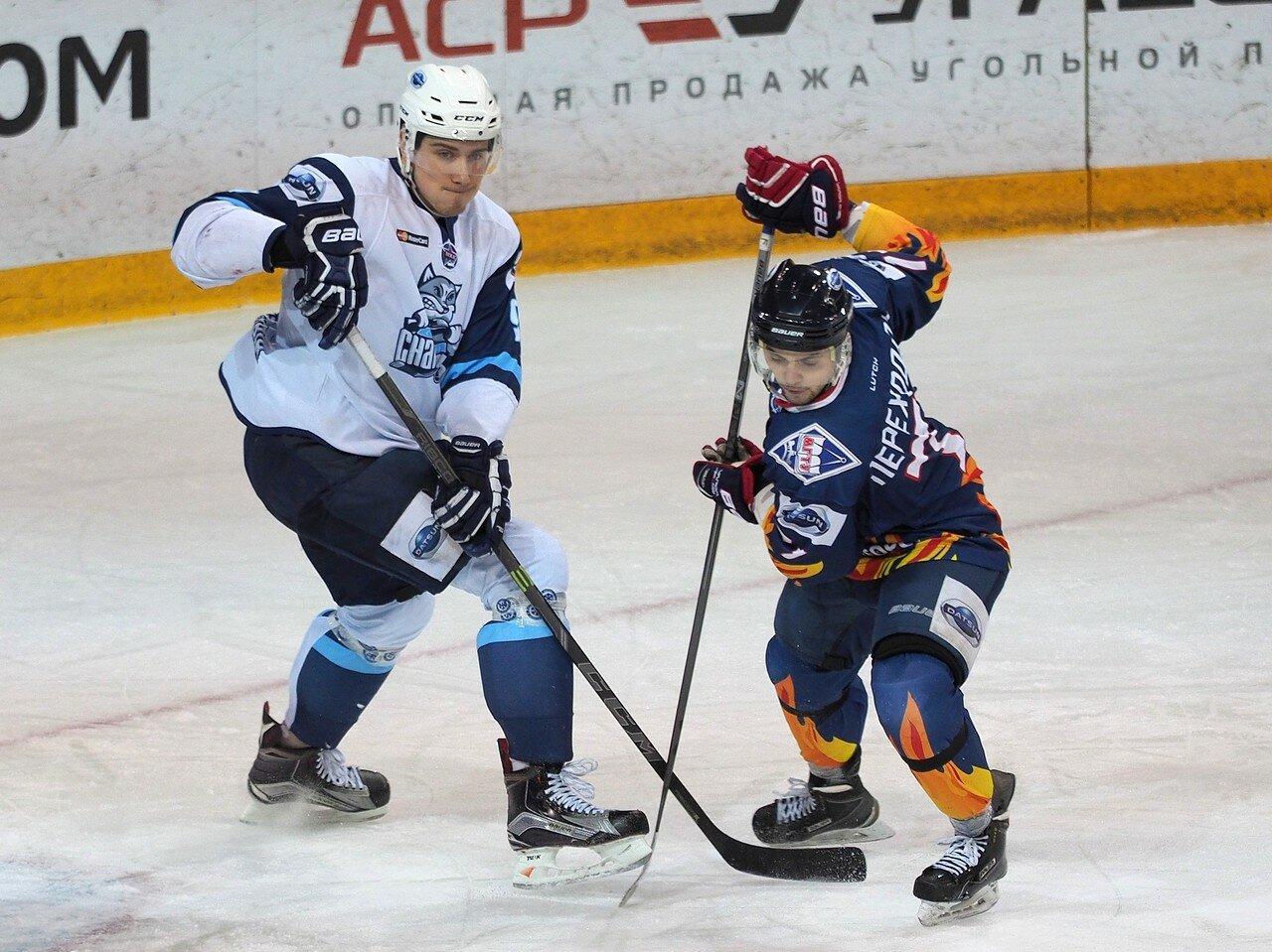 26Плей-офф МХЛ 2016 1/4 Стальные Лисы - Сибирские Снайперы 21.03.2016