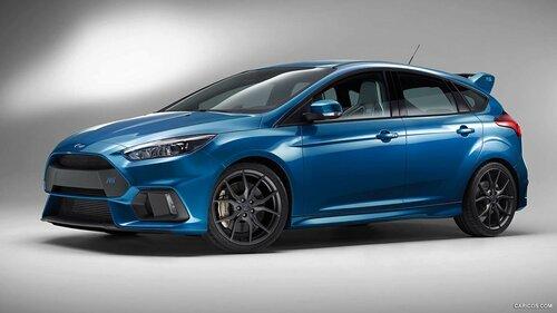 Новый Ford Focus получит полный привод и станет длиннее