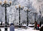 Барнаул. Куржак. Изморозь