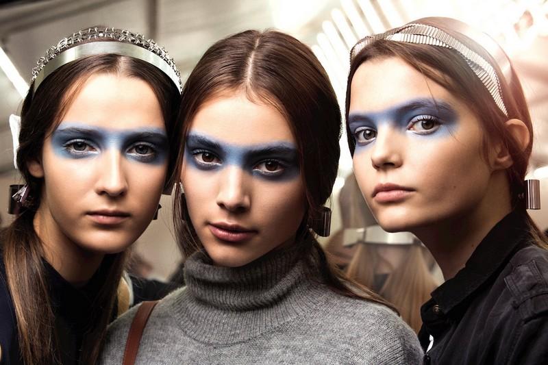 Самые неожиданные модные тенденции макияжа 2016 года