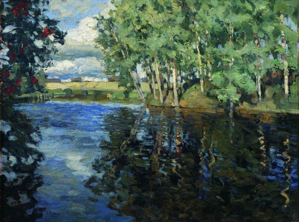 Река. 1904.jpg