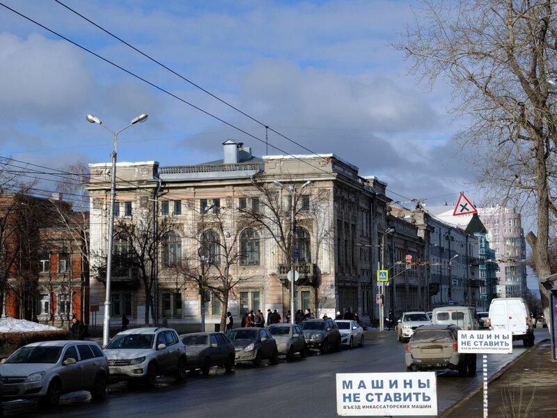 Льва Толстого и Никитинская 002.JPG