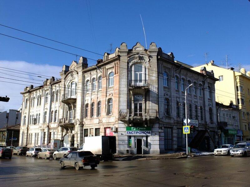 Льва Толстого и Никитинская 107.JPG