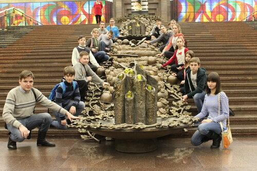 Поездка в музей ВОВ