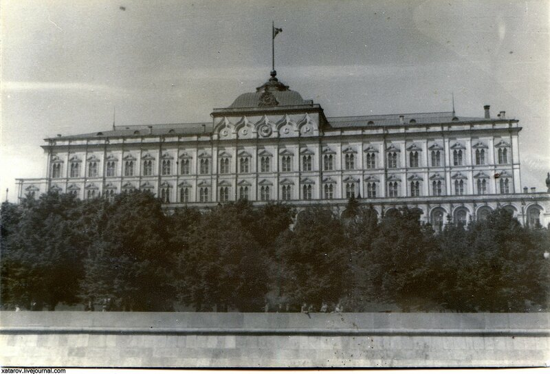 Вид на Кремль с катера. 30.05.54 г..jpg