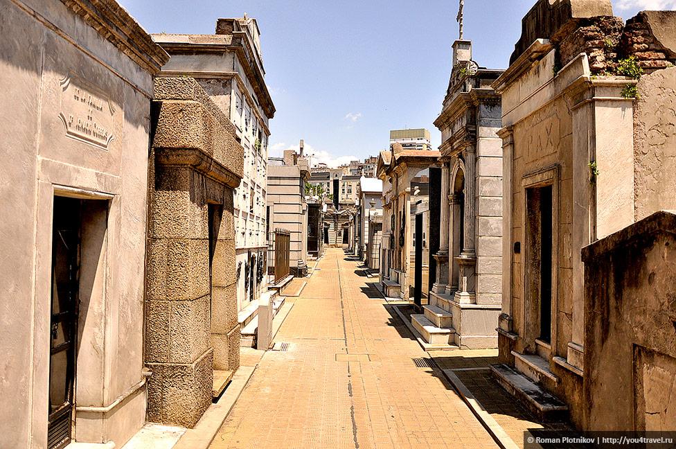0 3c6cf1 e6b40c99 orig День 415 419. Реколета: фешенебельный район и знаменитое кладбище Буэнос Айреса (часть 1)