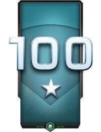 РЕК-набор за Спартанский Ранг - 100