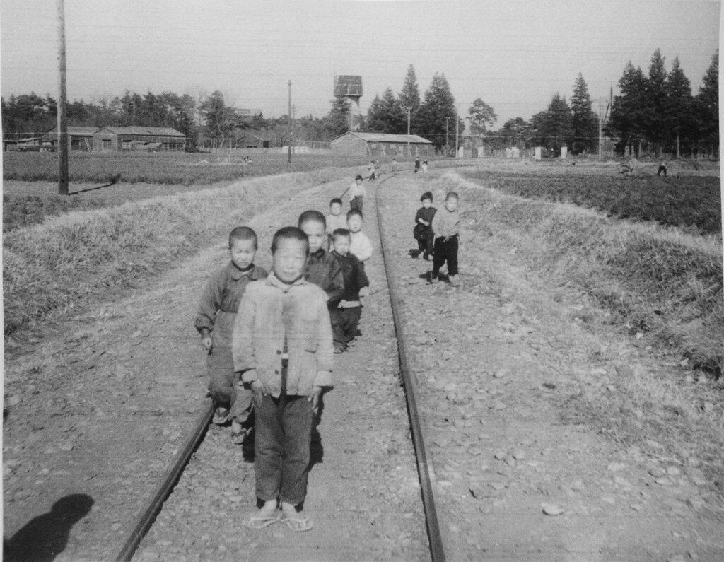 Children in Fukuoka