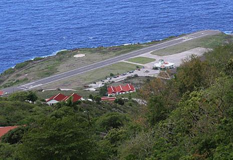 ТОП Самые опасные аэропорты мира (фото 25)