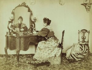 1890-е. У зеркала..