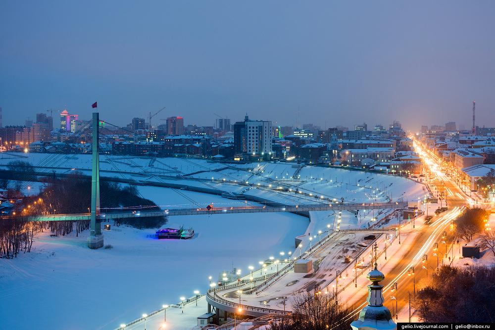 Меня отправляют в Сибирь
