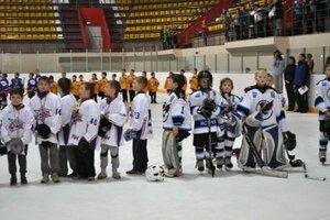 Турнир по хоккею среди детских команд 2005 г.р., посвященный Дню Победы в г. 1-3 мая 2013