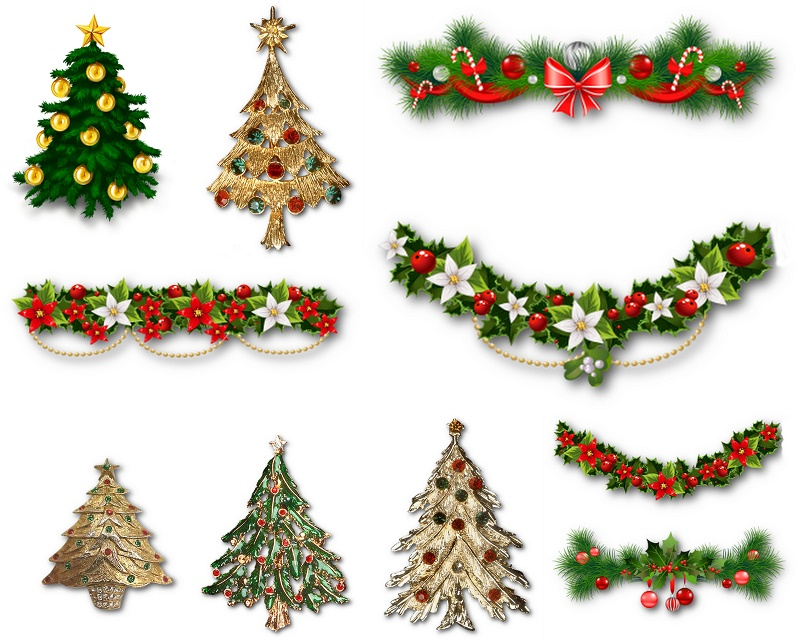 Christmas stickers(TS4) by ihelen