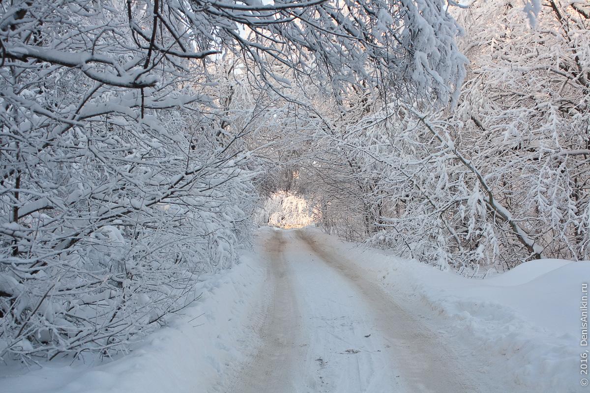 Зима на кумысной поляне 9