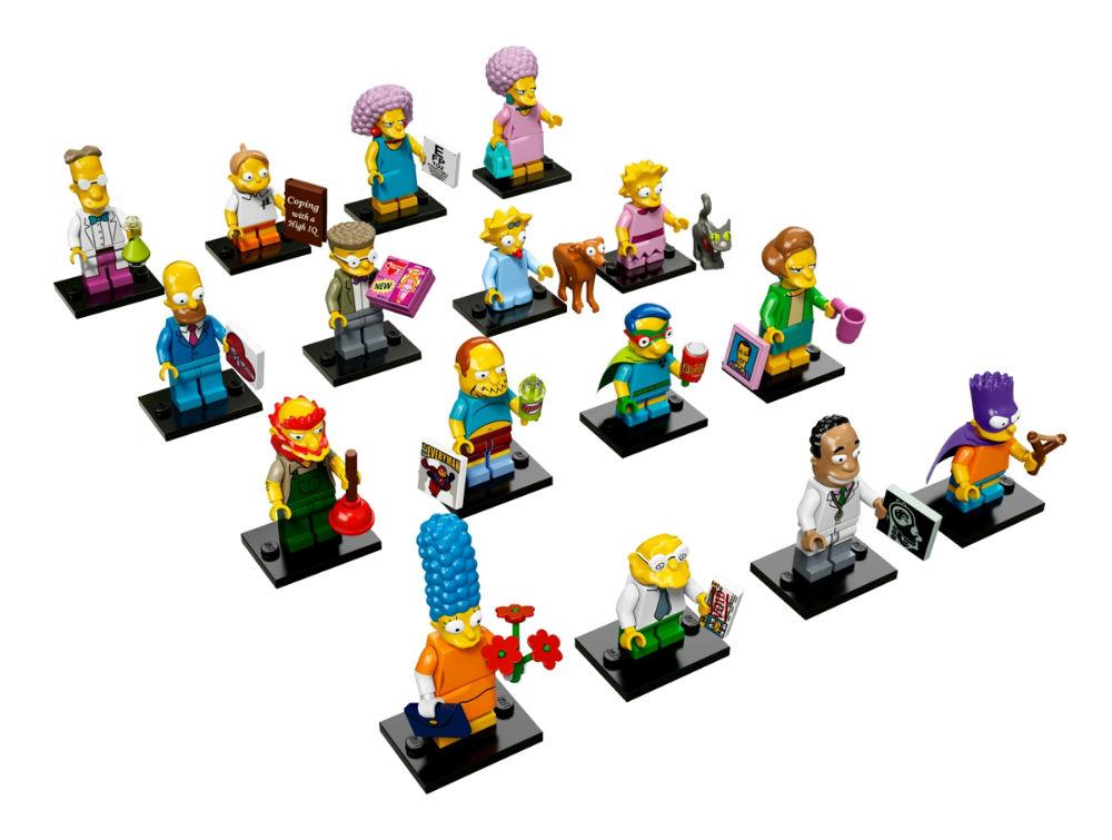 Игрушки LEGO для детей