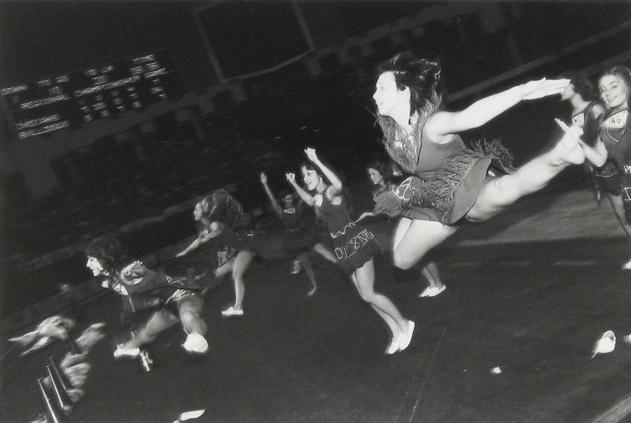 1977. Хьюстон, Техас