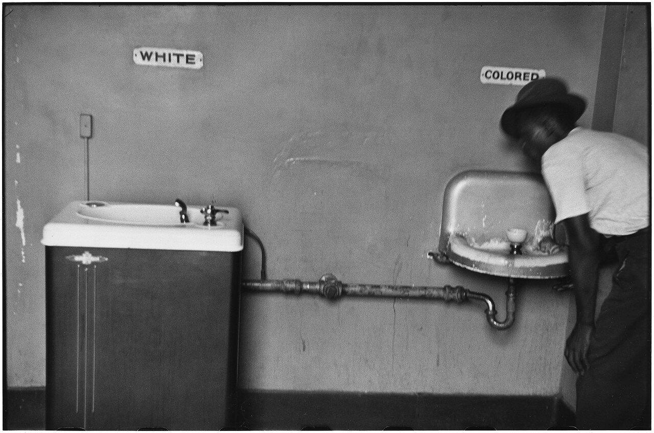 1950. Северная Каролина