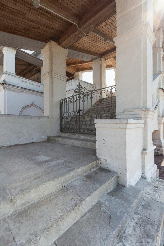 Церковь Вознесения Господня в Коломенмском
