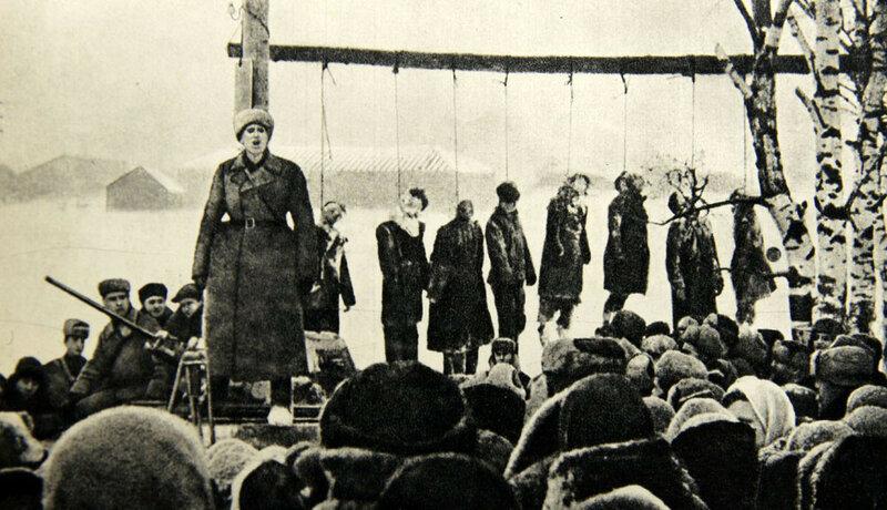 Виселица в Волоколамске, что творили гитлеровцы с русскими прежде чем расстрелять, что творили гитлеровцы с русскими женщинами, зверства фашистов над женщинами, зверства фашистов над детьми, издевательства фашистов над мирным населением