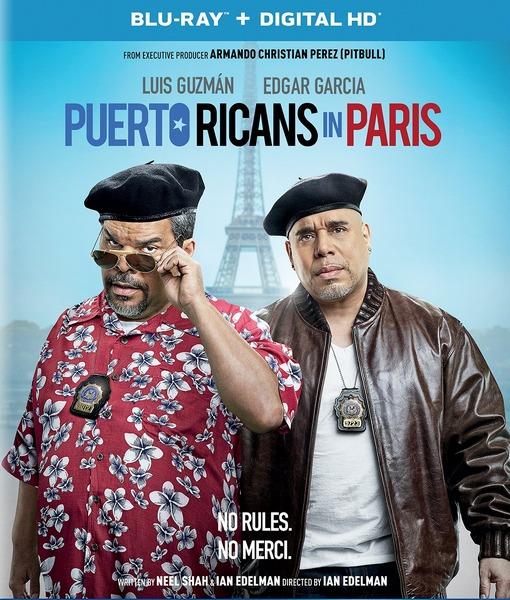 Пуэрториканцы в Париже / Puerto Ricans in Paris (2015/BDRip/HDRip)