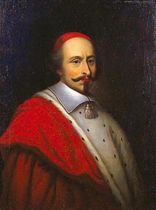 Кардинал Мазарини ( годы жизни.1602 – 1661)
