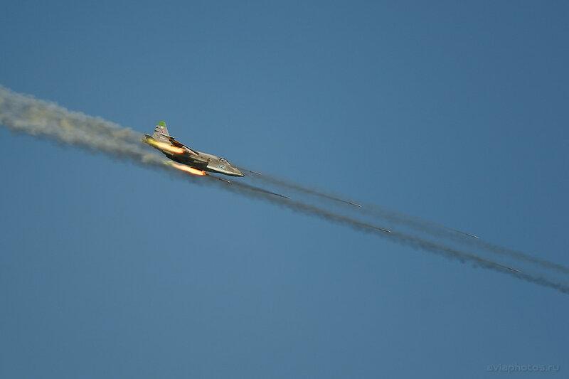 Сухой Су-25СМ (RF-92258 / 12 синий) ВКС России 1120_D806380
