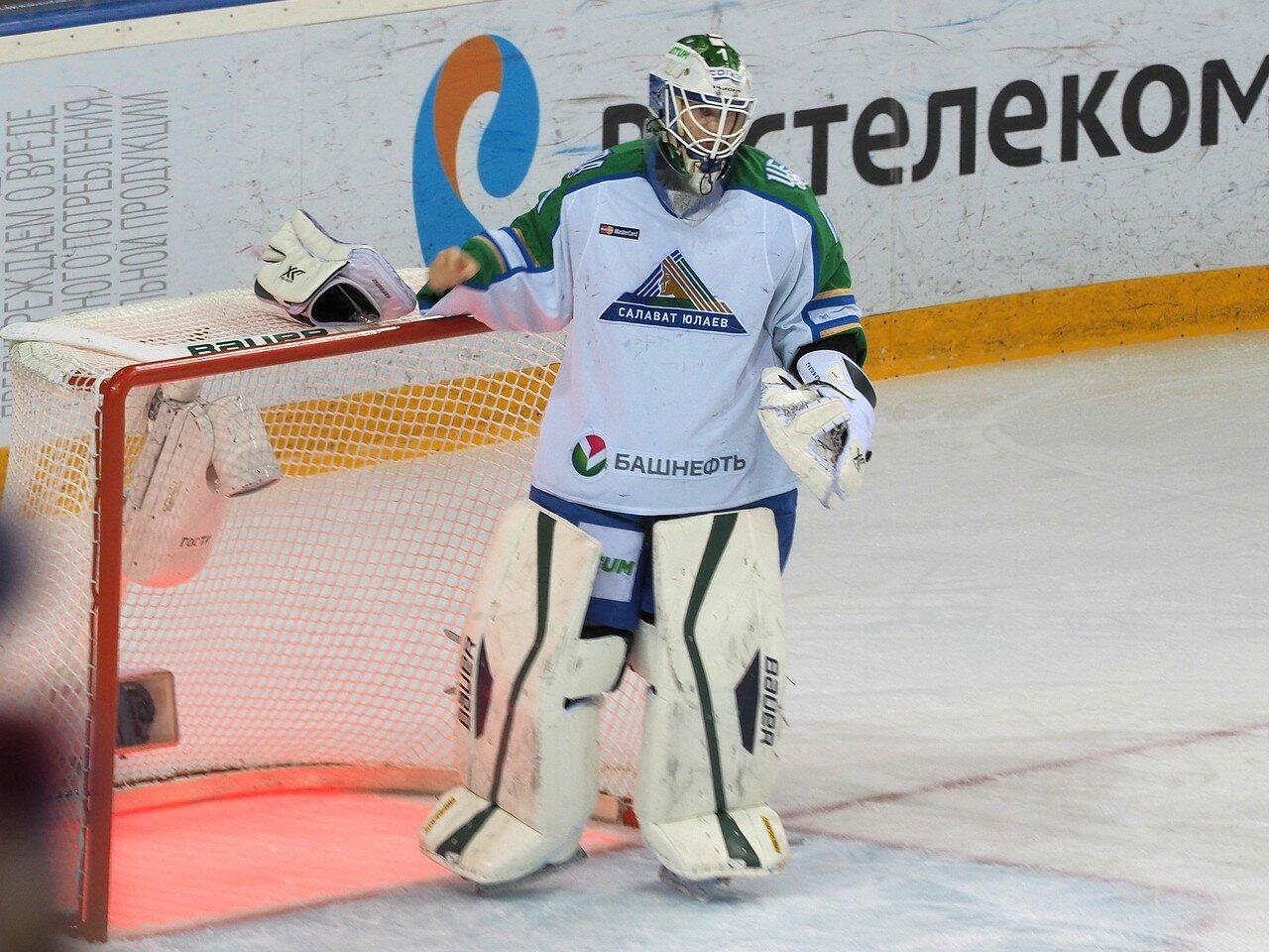 7Плей-офф 2016 Восток Финал Металлург - Салават Юлаев 25.03.2016