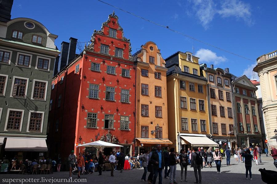 Стокгольм. День 2 -