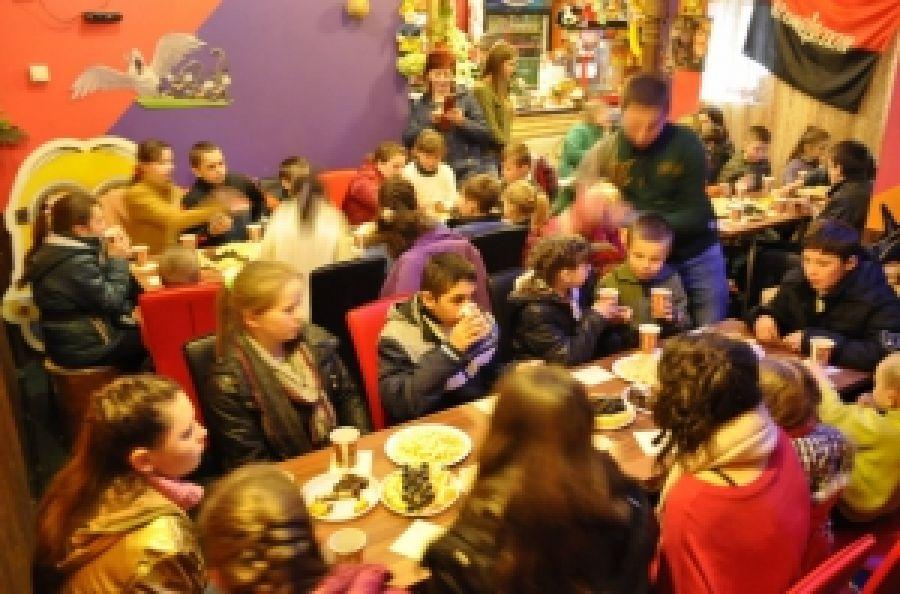 Шевченково праздник для детей-сирот