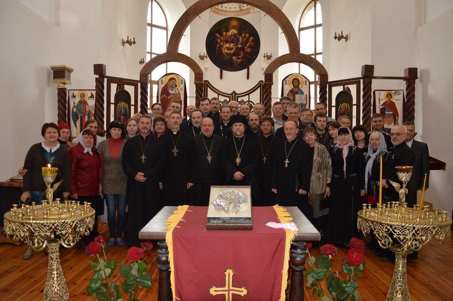 Сделать реальный шаг на пути восстановления единства Церкви Киевской Традиции