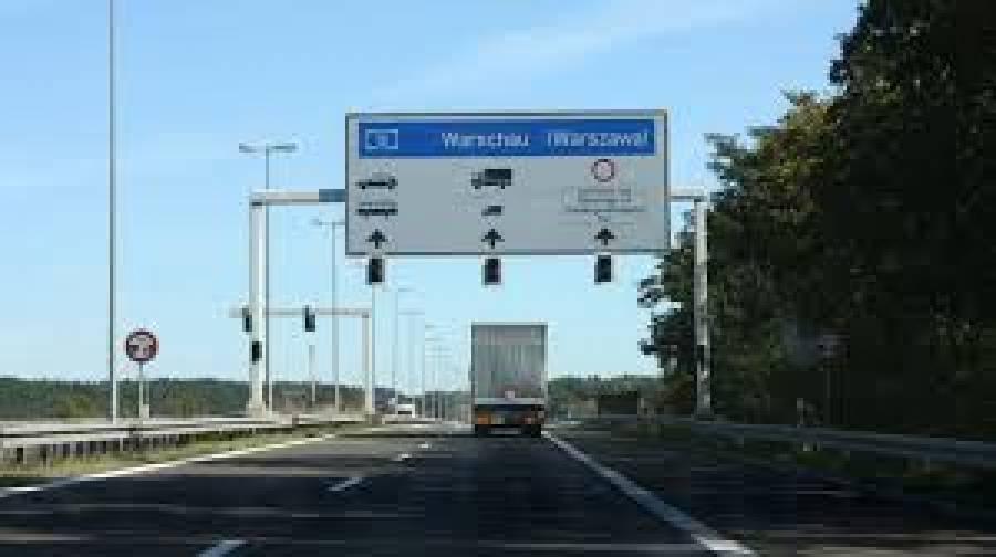 На границе с Польшей около 1000 автомобилей стоят в очереди