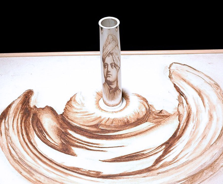 Что такое анаморфные рисунки и как их рисуют картины, рисунок, зеркало, изображение, можно, рисунка, такие, зеркала, цилиндрическое, анаморфных, зеркале, которое, увидеть, совершенно, углом, необходимо, этого, чтобы, анаморфные, только
