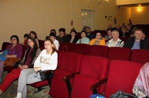 Семинар для профактива, п.Лермонтово,  20-22 апреля 2016