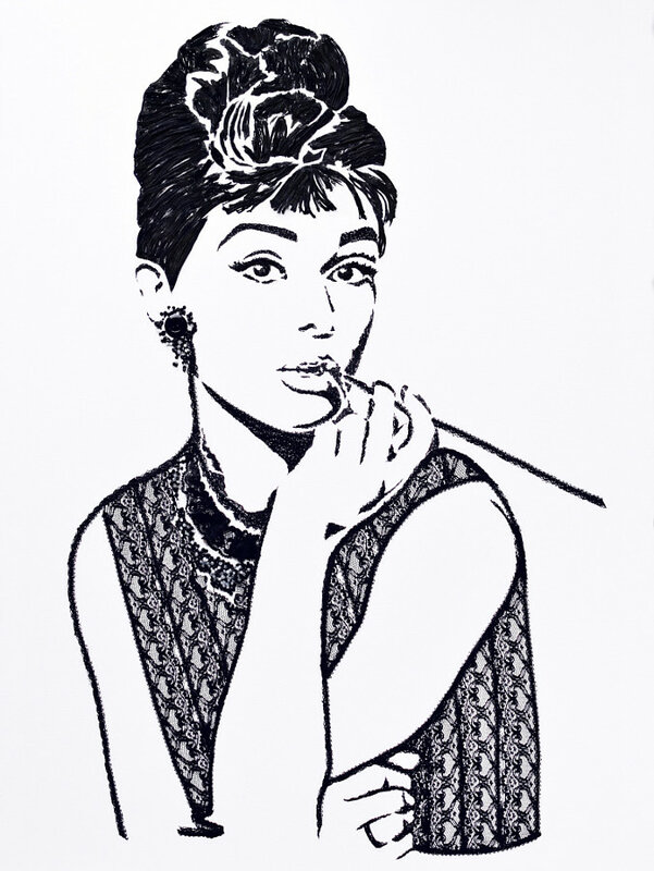 вкусные рисунки Daryna Kossar