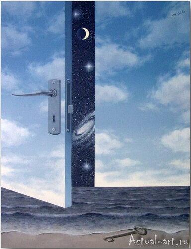 Сюрреалистические фантазии Михая Кристе