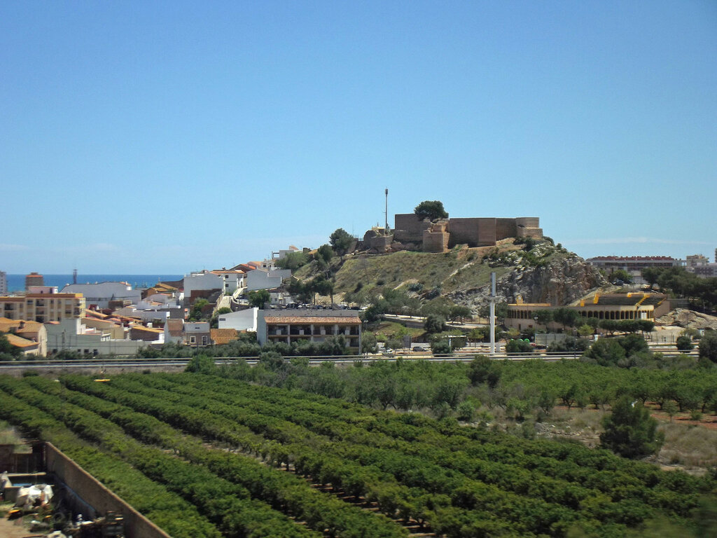 дорога в Таррагону
