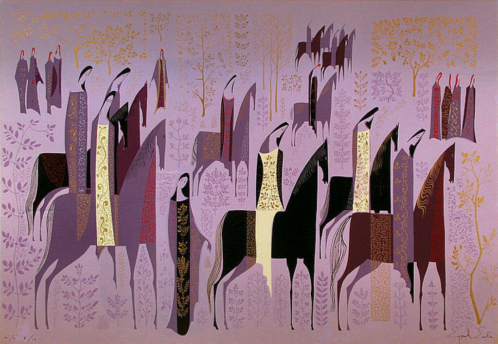 Medieval Promenade, 1983.jpg